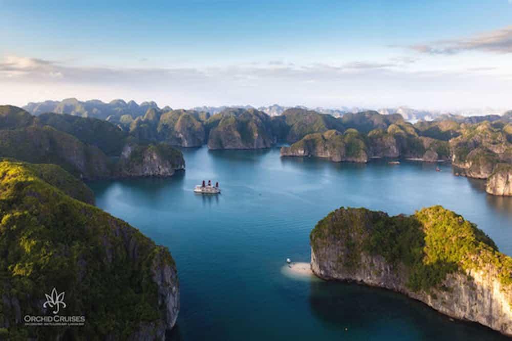 Tour du thuyền vịnh Lan Hạ, Cát Bà