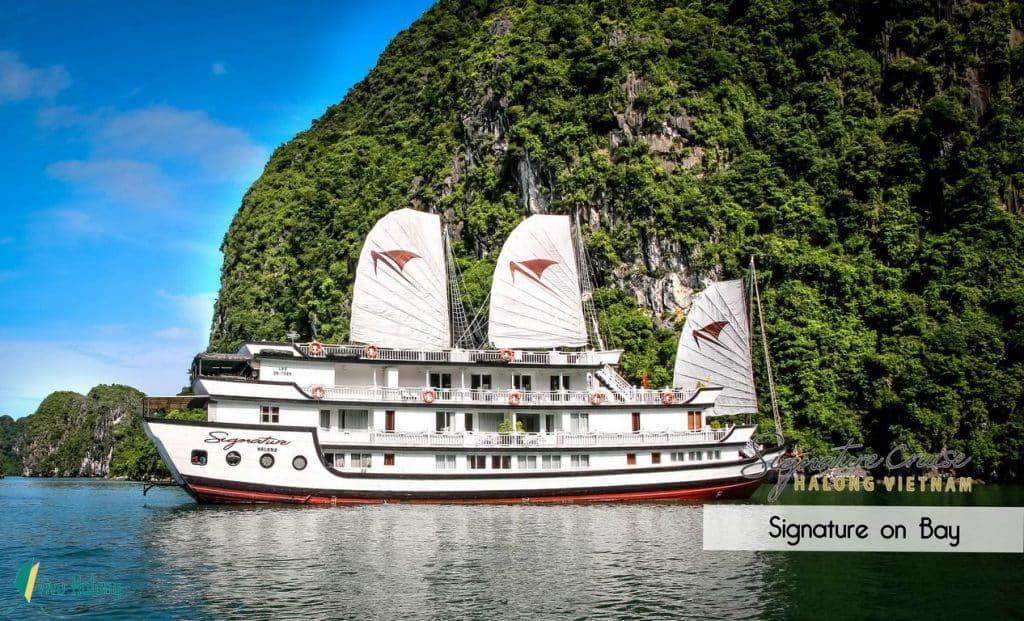 Du thuyền Singature Hạ Long