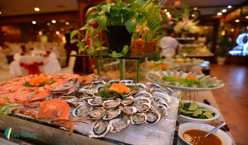 Hải sản Hạ Long, Quảng Ninh