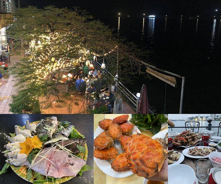 Thưởng thức hải sản Hạ Long tại nhà hàng Khải Hương