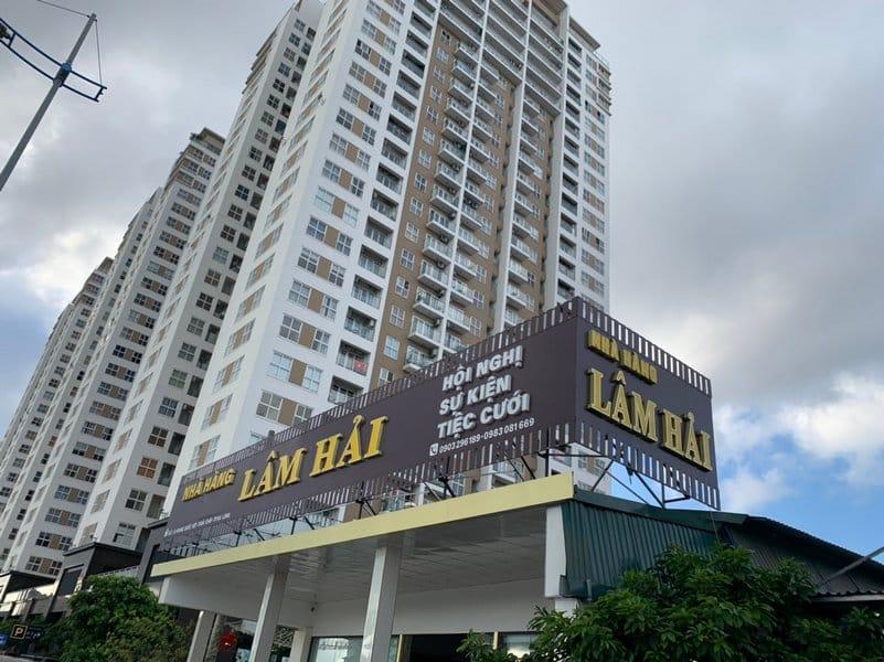Nhà hàng Lâm Hải - Bãi Cháy