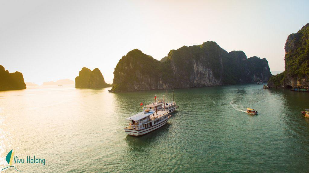 Du thuyền Sen Hạ Long