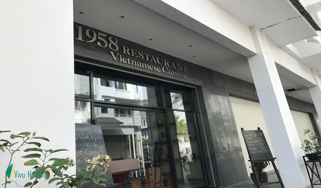 Nhà hàng 1958 Tuần Châu