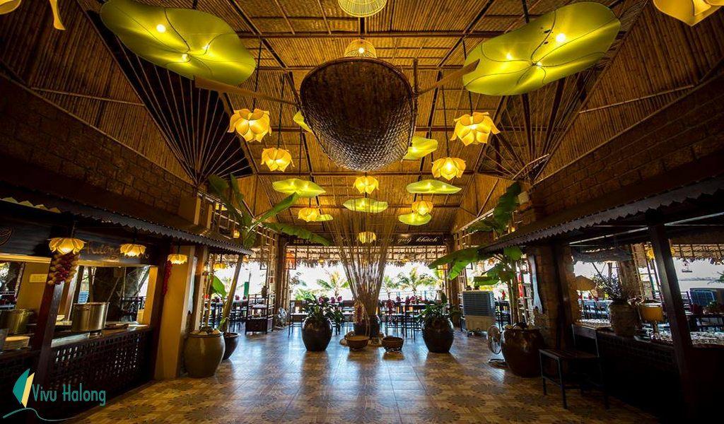 Nhà hàng Buffet Sen Á Đông Quảng Ninh