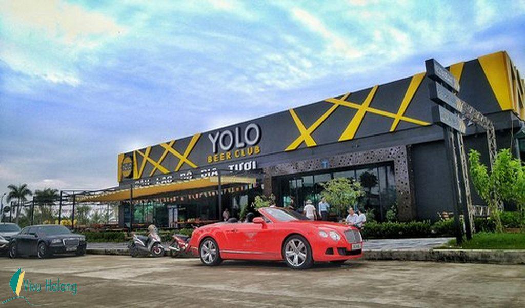 Yolo Beer Club đảo Tuần Châu