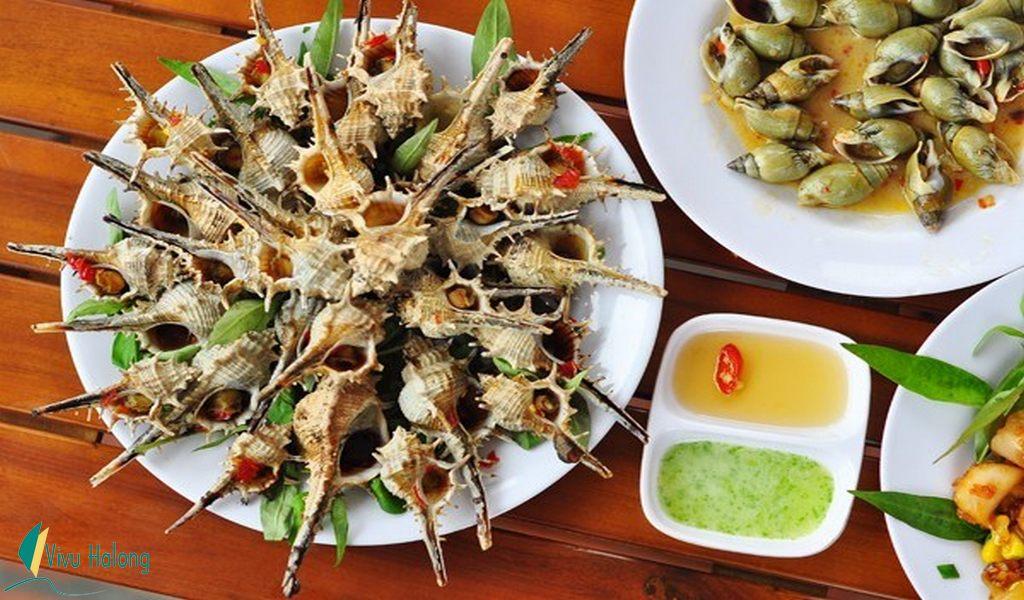 Nhà hàng ốc Kim Quy Hạ Long
