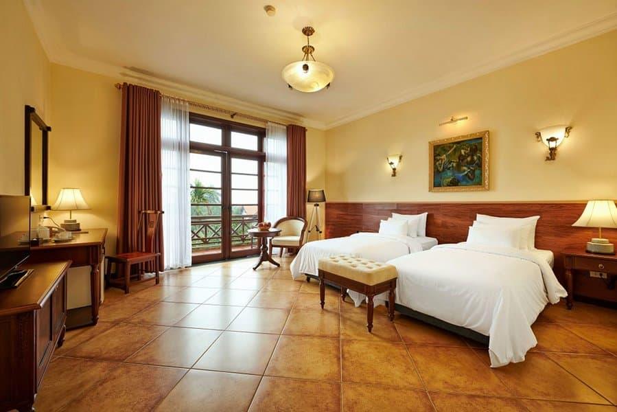 Phòng nghỉ La Paz Resort Tuần Châu - Hạ Long