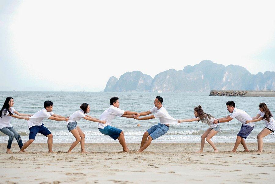 Tổ chức teambuilding tại La Paz Resort Tuần Châu