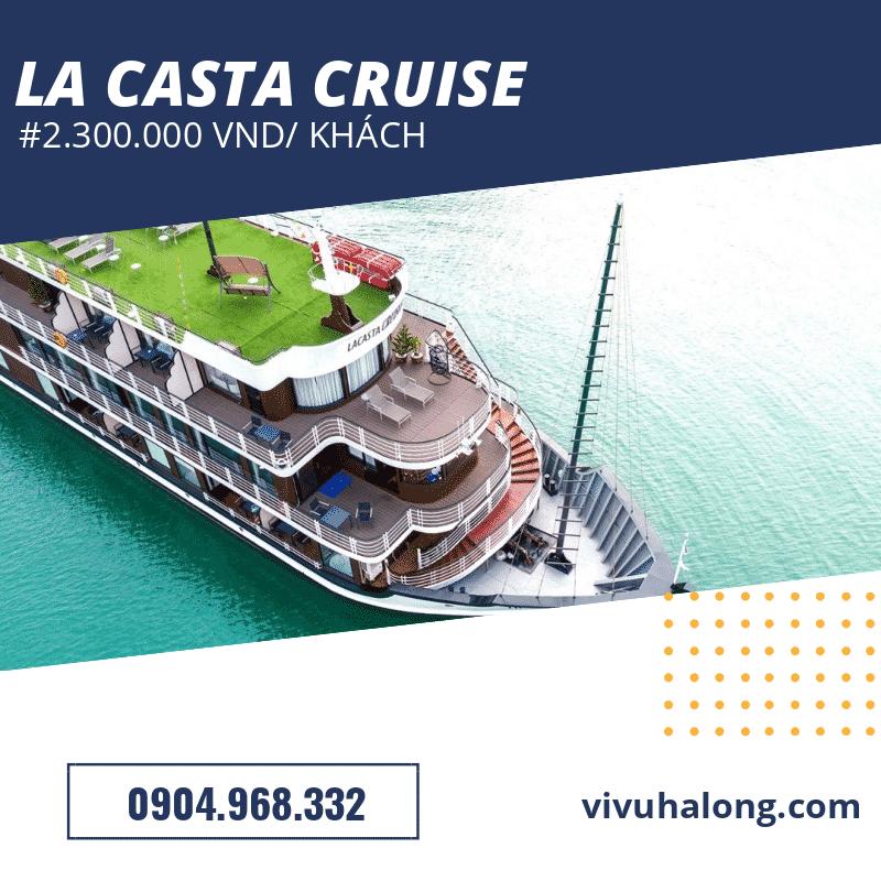 Du thuyền La Casta