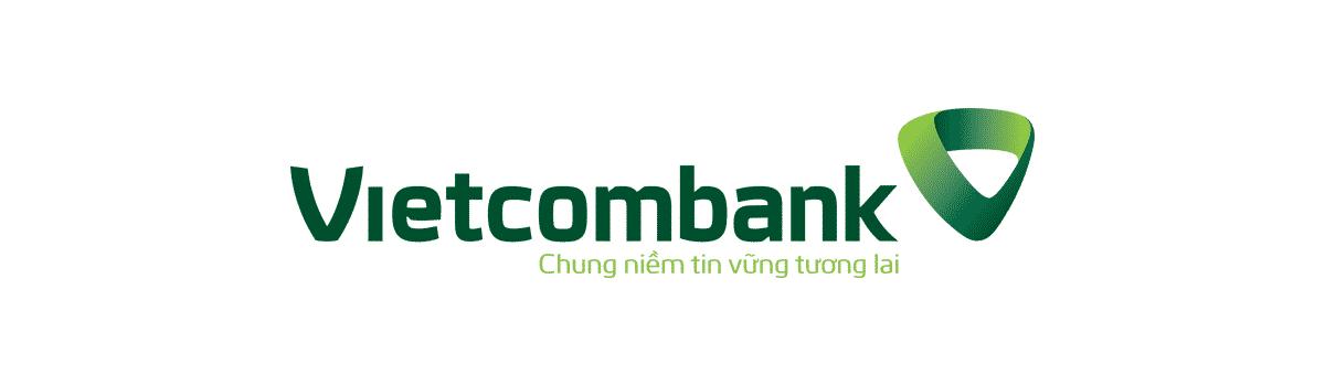 Logo ngan hang Vietcombank