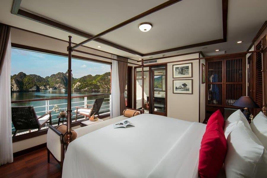 Hạng phòng Delta Suites & Ocean Suites