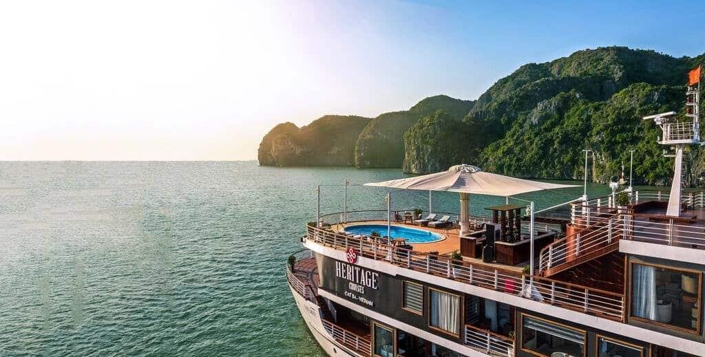 Du thuyền Heritage Bình Chuẩn