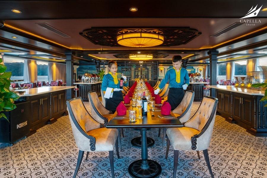Nhà hàng Harmony of the Sea