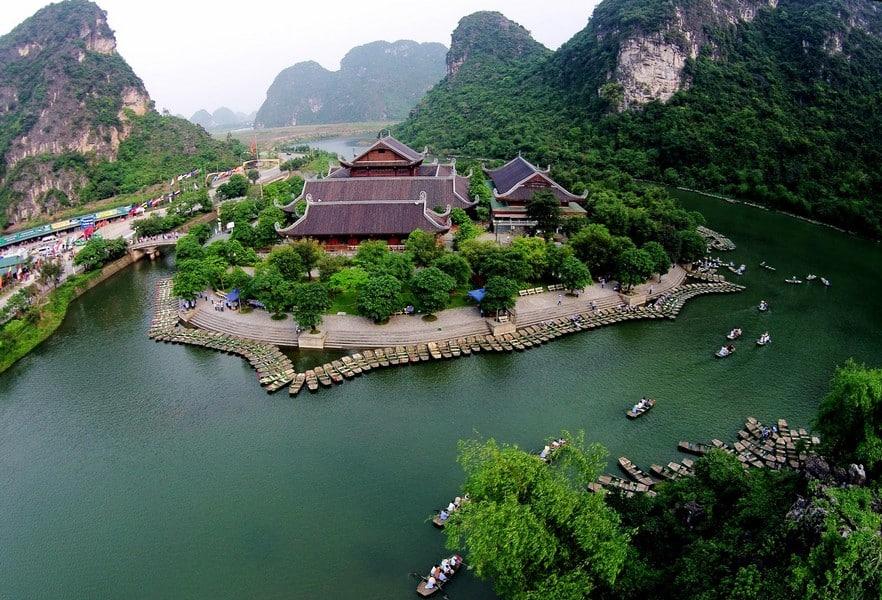 Quần thể danh thắng Tràng An, Ninh Bình