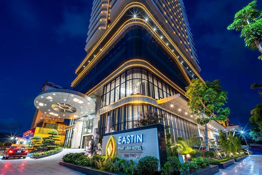 Khách sạn Eastin Phát Linh Hotel tại khu Marine Hạ Long