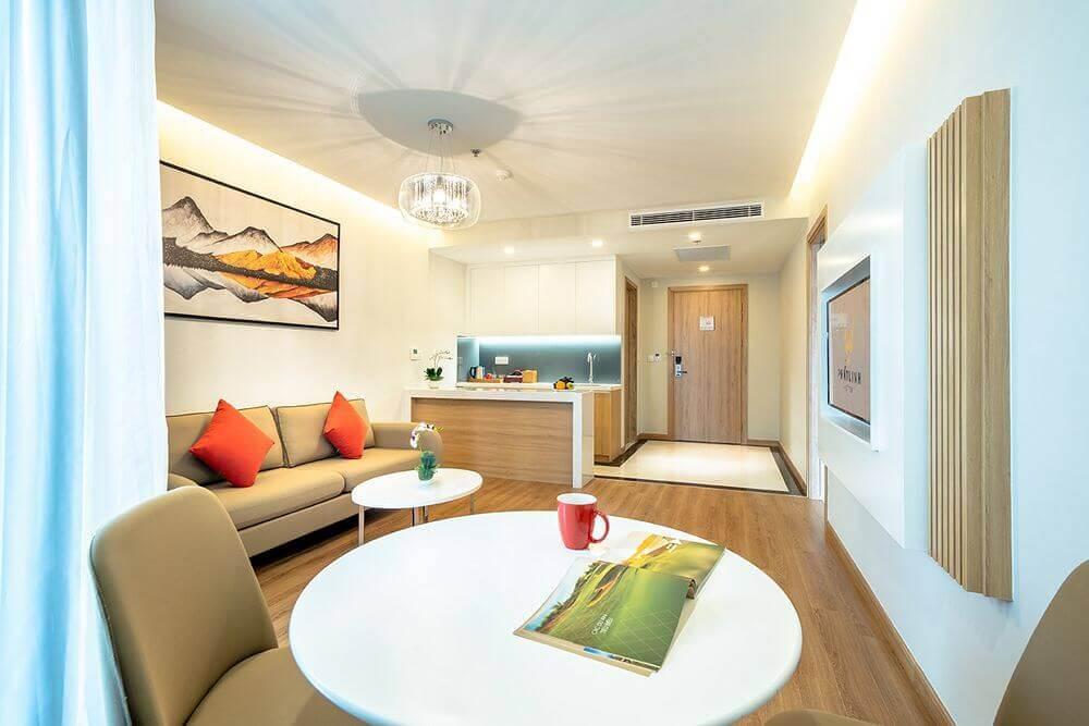 Phòng Suite Ocean