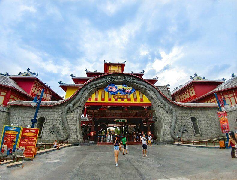 Công viên Rồng Sun World