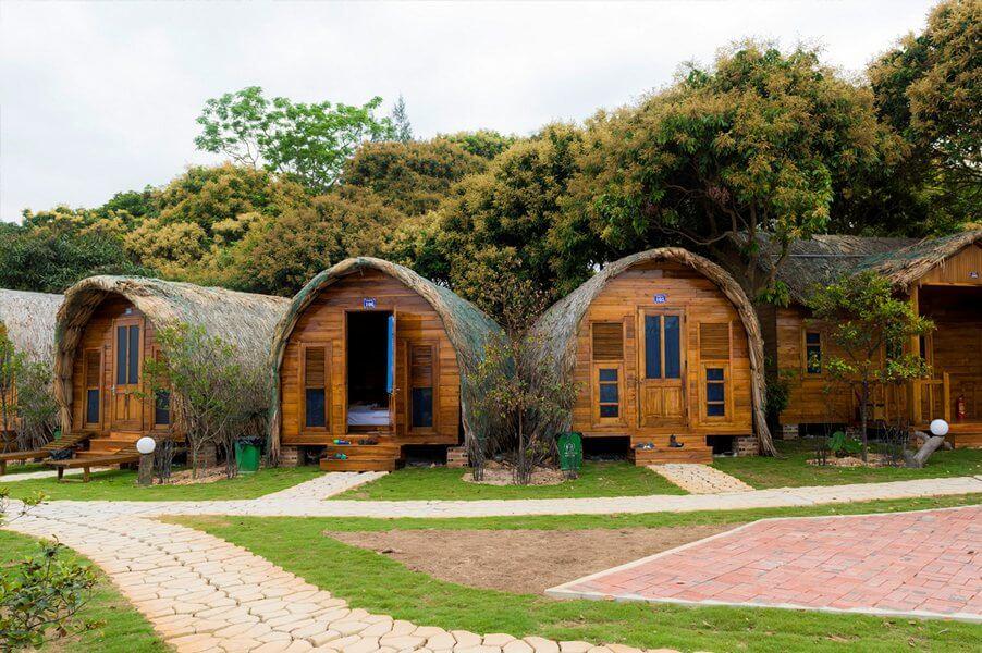 Khu nghỉ dưỡng Cô Tô Village