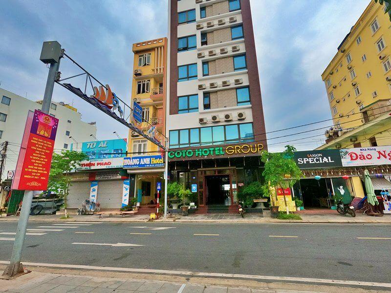 Khách sạn Cô Tô Group