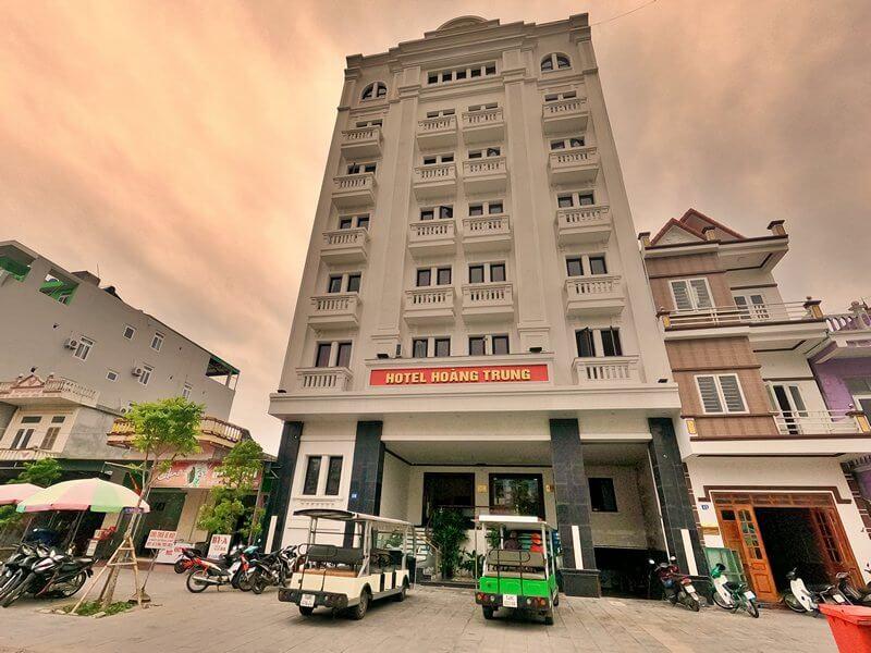 Khách sạn Hoàng Trung Cô Tô