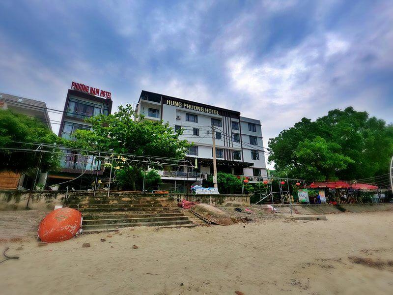 Khách sạn Hùng Phương Cô Tô