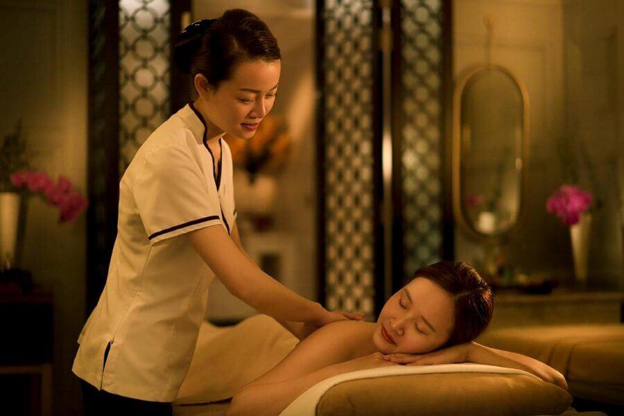 Dịch vụ spa tại Vinpearl Hạ Long