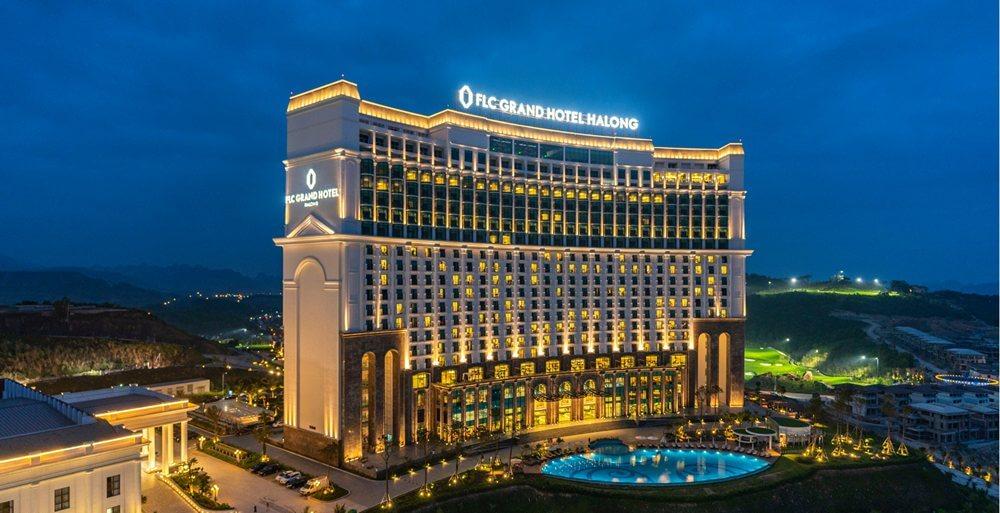 Khách sạn FLC Grand Hạ Long, trên đỉnh kỳ quan Vịnh Hạ Long