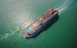[Review] Du thuyền Heritage Bình Chuẩn, từ con tàu kí ức đến du thuyền đẳng cấp