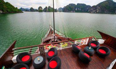 Du thuyền Perla Dawn Sails