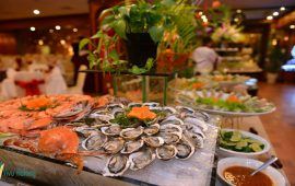 Top-rated restaurants in Halong
