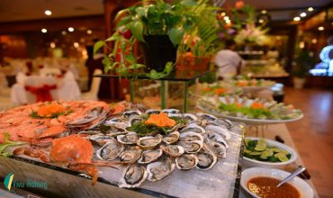 Review nhà hàng hải sản Hạ Long Quảng Ninh