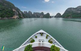 [Review] & Kinh nghiệm chọn tour du thuyền Hạ Long  2 ngày 1 đêm
