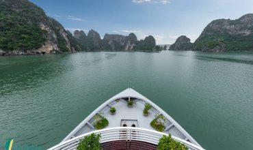 Tour du thuyền vịnh Hạ Long