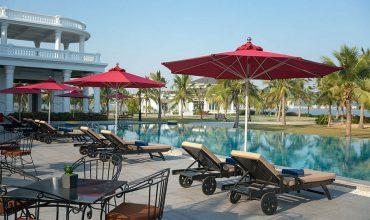 Khách sạn Paradise Suites Tuần Châu - Hạ Long