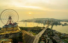 Itinerary suggestion for 2 days 1-night tour in Halong city and Halong Bay