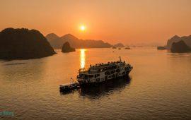 [Review] Tour 2 ngày 1 đêm trên du thuyền khám phá vịnh Hạ Long
