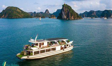 Du thuyền Wonder Bay vịnh Hạ Long
