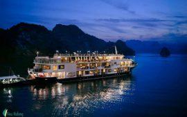 [Review] Lịch trình tour 3 ngày 2 đêm trên du thuyền