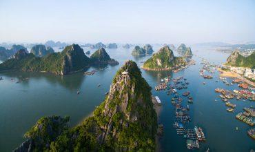 Tour du thuyền vịnh Bái Tử Long